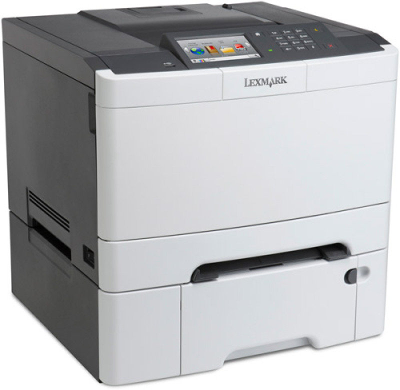 Lexmark CS510dte Colour Network Laser Printer