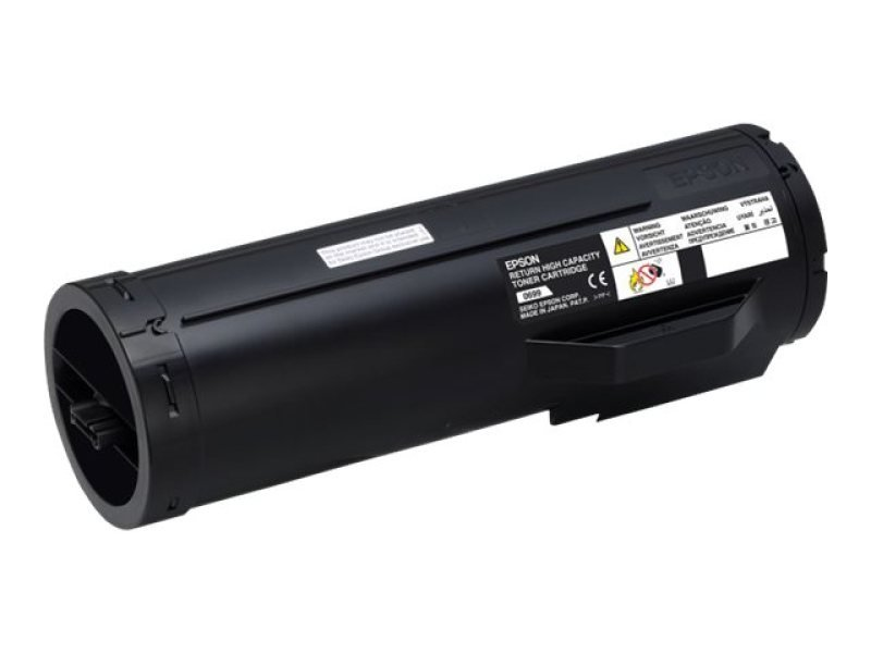 Epson S050699 Black Toner Cartridge Return High Yield