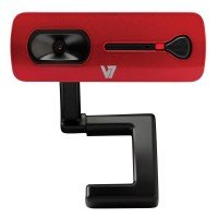 V7 Elite Webcam 2000 Usb/mic - Usb2.0 2 0mp Hd-video Photo Mic In