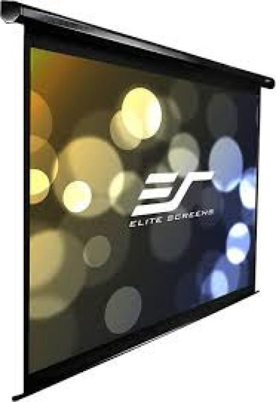 "Elite Spectrum Series 125"" Projection screen (motorized)"