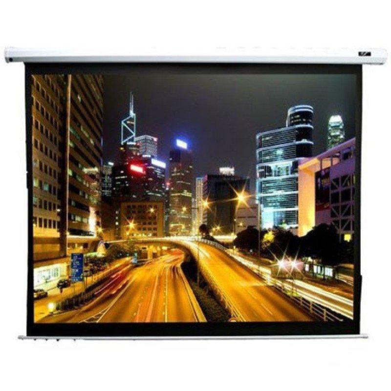 "Elite Spectrum Series 84"" Projection screen (motorized)"