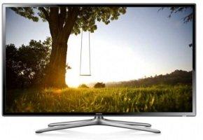"""Samsung UE40F6100 40"""" 3D LED HDTV"""