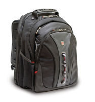 "Wenger Legacy 16"" Backpack Black"