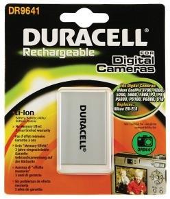 Duracell Replacement Digital Camera Battery For Nikon En-el5.