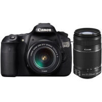 Canon EOS 60D Digital SLR Camera - Twin Lens Kit