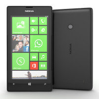 Nokia Lumia 520 8 GB SIM Free - Black