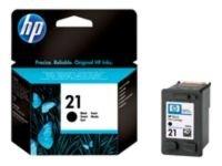 *HP NO.21 BLACK INKCART 5ML