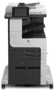 HP LaserJet Enterprise 700 MFP M725z+ Printer