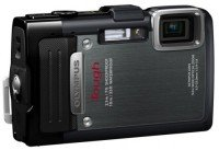 Olympus Stylus Tough TG-830 Camera (Black)