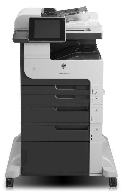 HP LaserJet Enterprise M725f A3 Multi-Function Mono Laser Printer