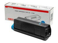Oki Cyan Toner 5k C5100/5200/5300/5400