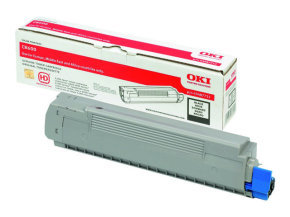 *OKI C8600 Black Toner cartridge