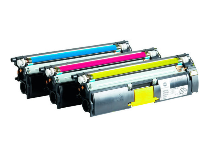 Konica Minolta A06VJ53 High Yield Toner Colour Kit