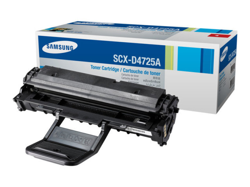 Samsung SCX-D4725A Black Laser Toner Cartridge 3000 Pages