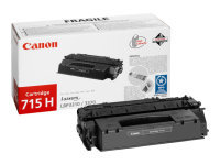 Canon 715 Black Laser Toner Cartridge