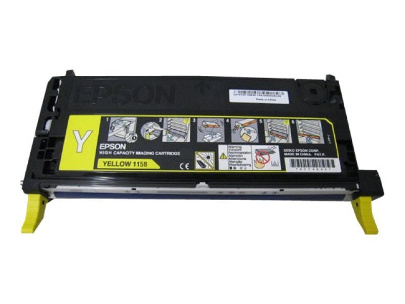 Epson C2800 Yellow Toner Cartridge