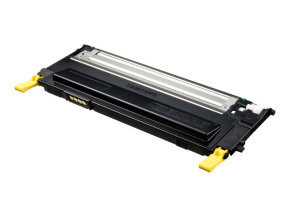 Samsung CLT-Y4092S Yellow Toner Cartridge - 1,000 Pages