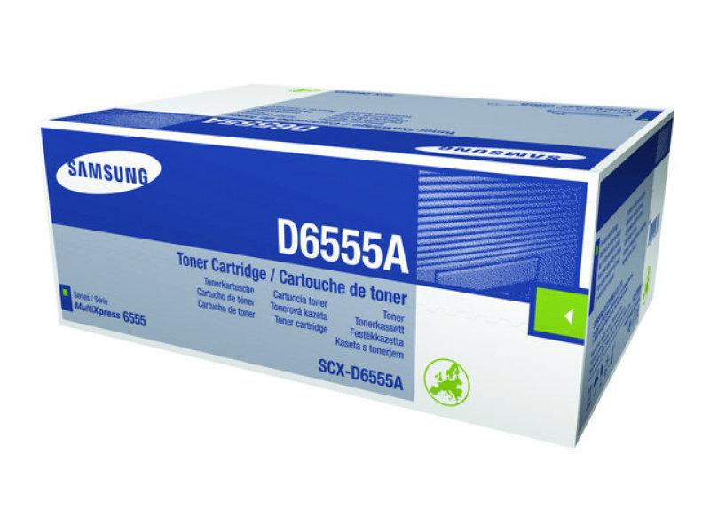 *Samsung SCX-D6555A - Toner cartridge - 1 x black - 25000 pages
