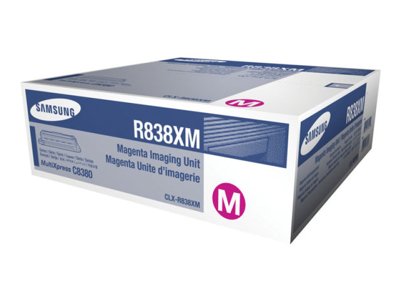 Samsung CLX-R838XM Magenta Drum Kit 30,000 Pages