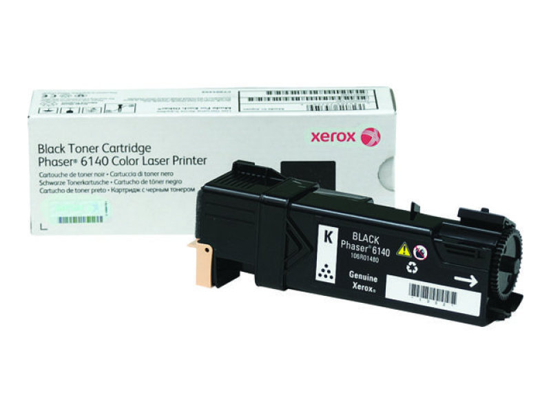 Xerox - Toner cartridge - 1 x black - 2600 pages