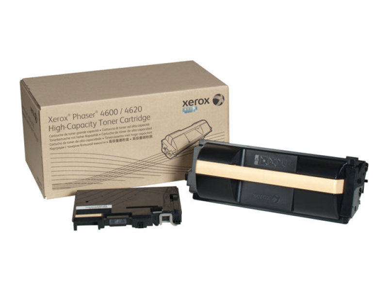 Xerox 106R01535 HC Black Toner Cartridge