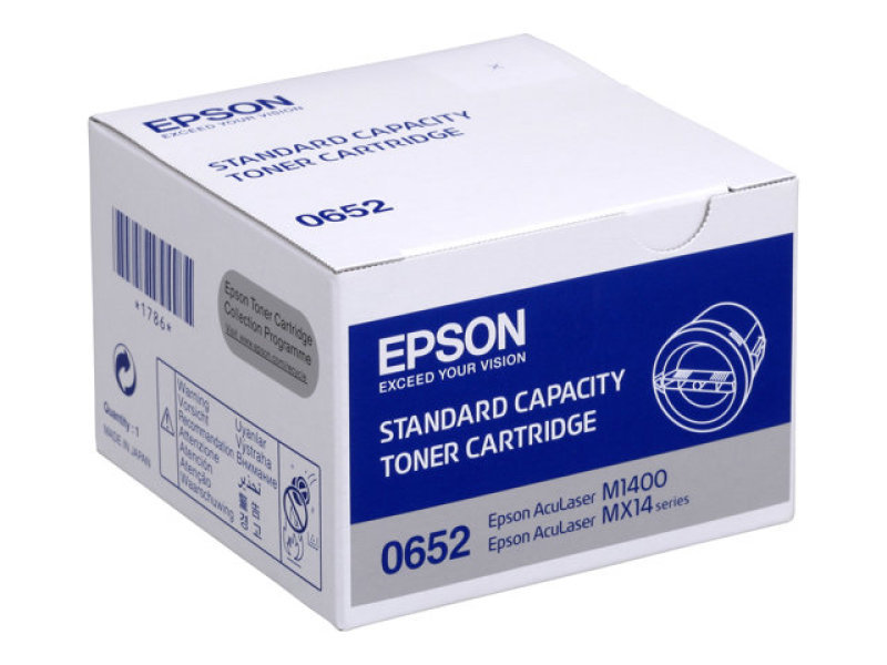 Epson AL-M1400 Black Toner Cartridge