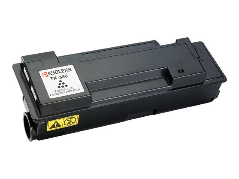 *Kyocera TK 340 Black Toner Cartridge