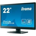"Iiyama ProLite E2280HS-B1 22"" LED Monitor"
