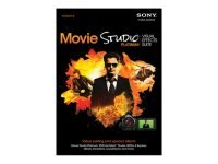 Sony Vegas Movie Studio Visual Effects Suite