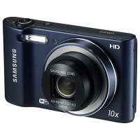 Samsung WB30F 16.2MP Digital Camera (Black)