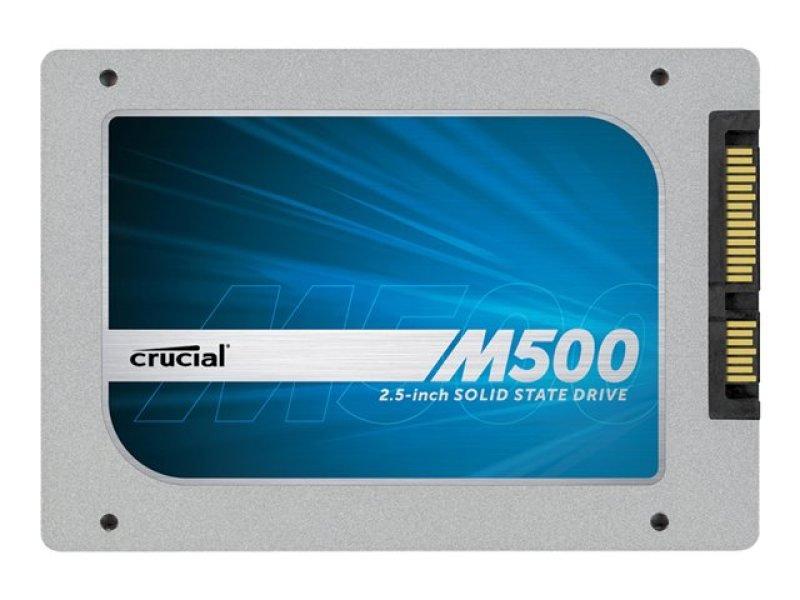 Crucial 480GB M500 SATA 6Gbps 2.5inch SSD