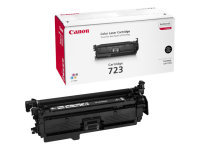 Canon 723 Black Toner Cartridge