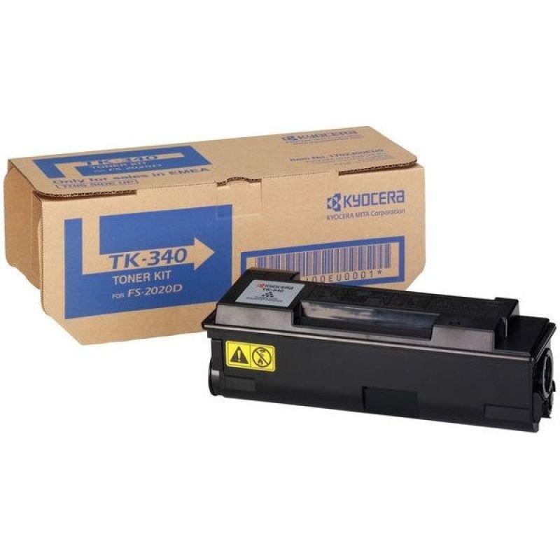 Kyocera TK 340 Black Toner Cartridge