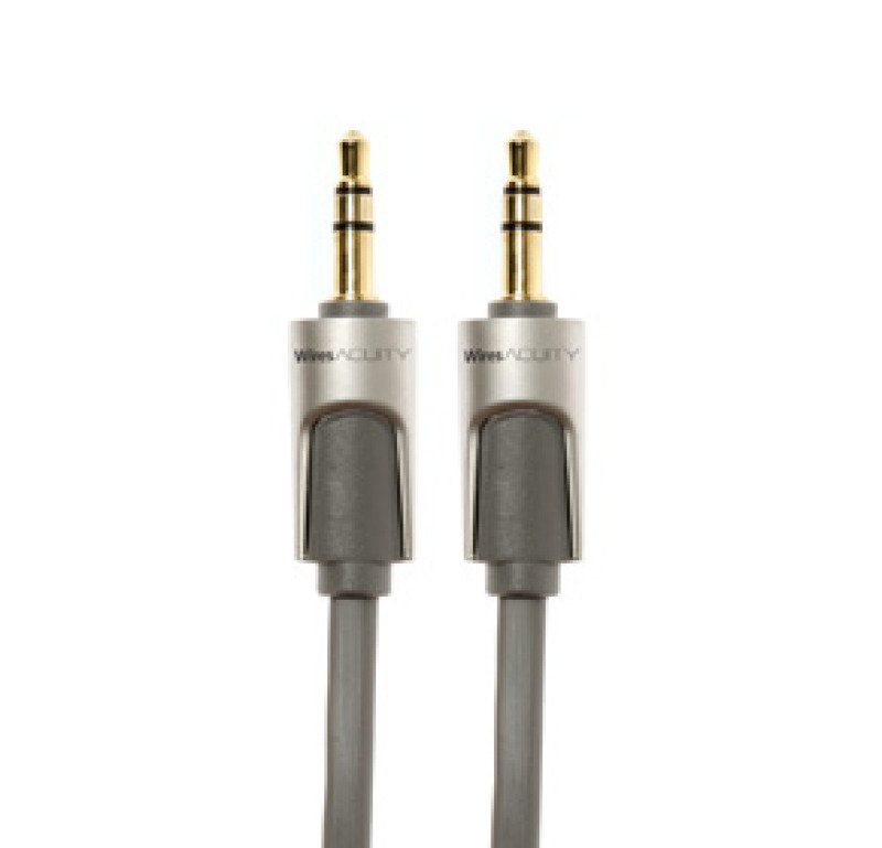 Techlink WiresAcuity 3.5mm Stereo Plug To 3.5mm Stereo Plug