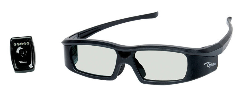 Zd301 3d Glasses  Compatible With Dlp Link Projector