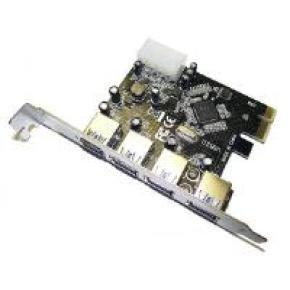 Dynamode USB-4PCI-3.0 4 Port USB3.0 PCie Card