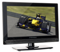 "Furrion 16"" HD ready TV with in built DVD Player"