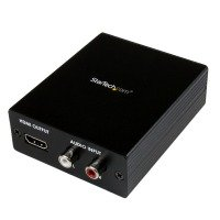 Component / Vga Video And Audio To Hdmi Converter - Pc To Hdmi - 1920x1200