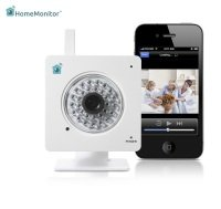 Y-Cam YCHME01 HomeMonitor Indoor Camera - White