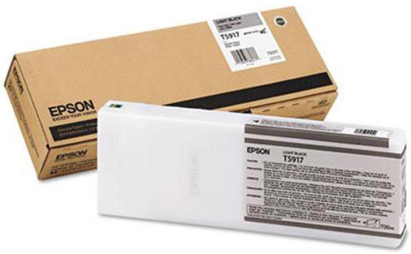 Epson T5917 Light Black Ink Cartridge