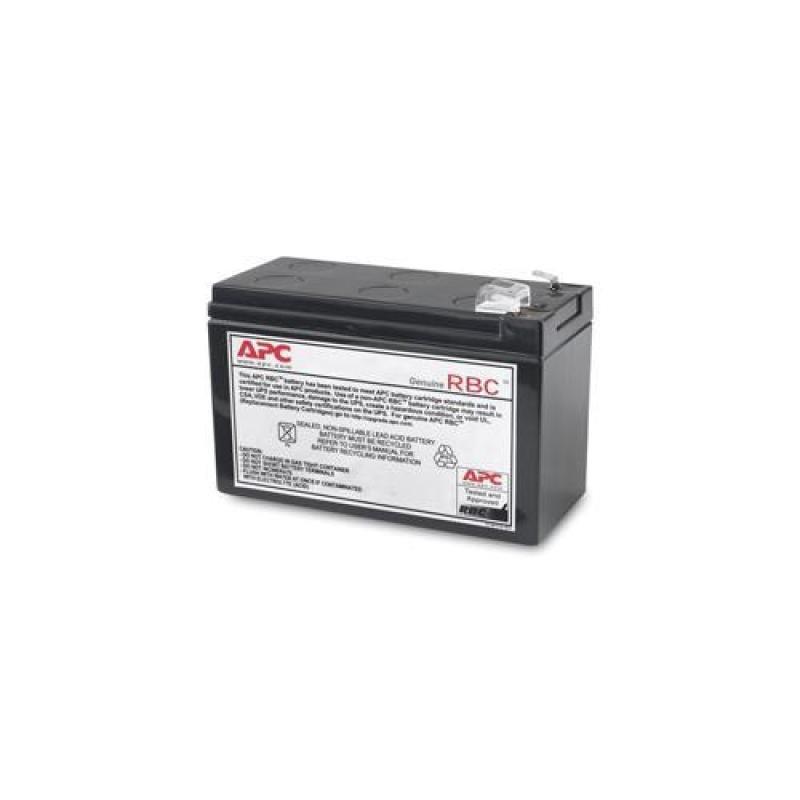 APC Replacement Battery Cartridge #110 - UPS Battery - Lead Acid