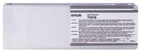 Epson T5918 - Print cartridge - 1 x matte black