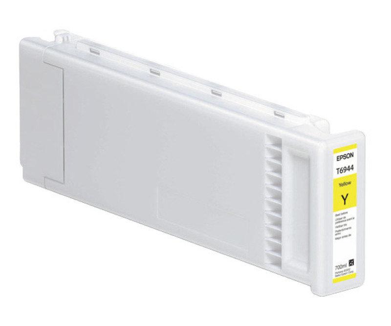Epson T694400 UltraChrome XD Yellow Ink Cartridge (700ml)