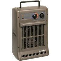Heavy Duty Fan Heater Grey 2500w 3 Heat Settings 3 Year Warranty