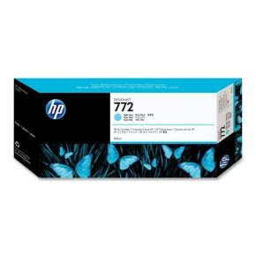 HP 772 300ml Light-Cyan Ink Cartridge - CN632A