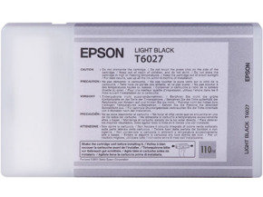 Epson T6027 - Print cartridge - 1 x light black