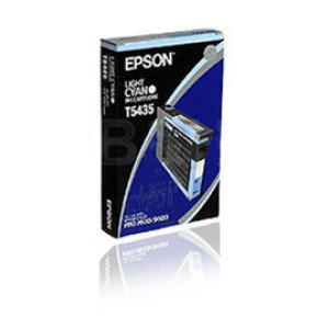 *Epson T5435 - Print cartridge - 1 x pigmented light cyan