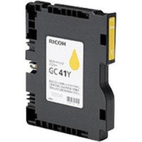 Ricoh GelJet GC41Y Yellow Ink Cartridge