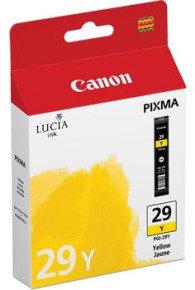 Canon PGI-29 Y Yellow Ink Cartridge