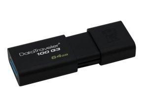 Kingston 64GB Datatraveler USB Flash Drive